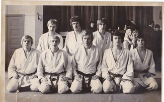 judo historia